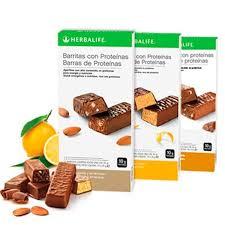 Barritas de proteína Herbalife