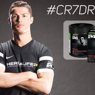 CR7 Drive Sobres