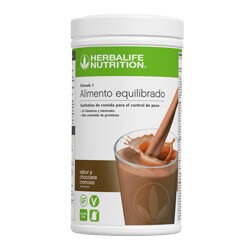 Batido F1 Chocolate Cremoso